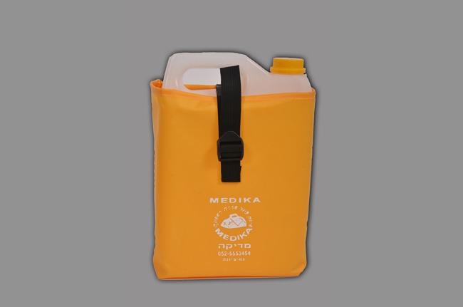 בלתי רגיל ג'ריקן מים 5 ליטר + מנשא   ציוד עזרה ראשונה   מדיקה JK-27